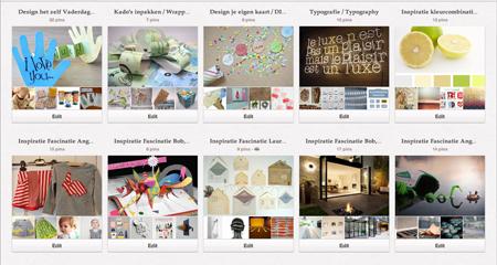 Pinboards Romijn Design