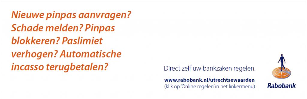 Met de Rabobank online