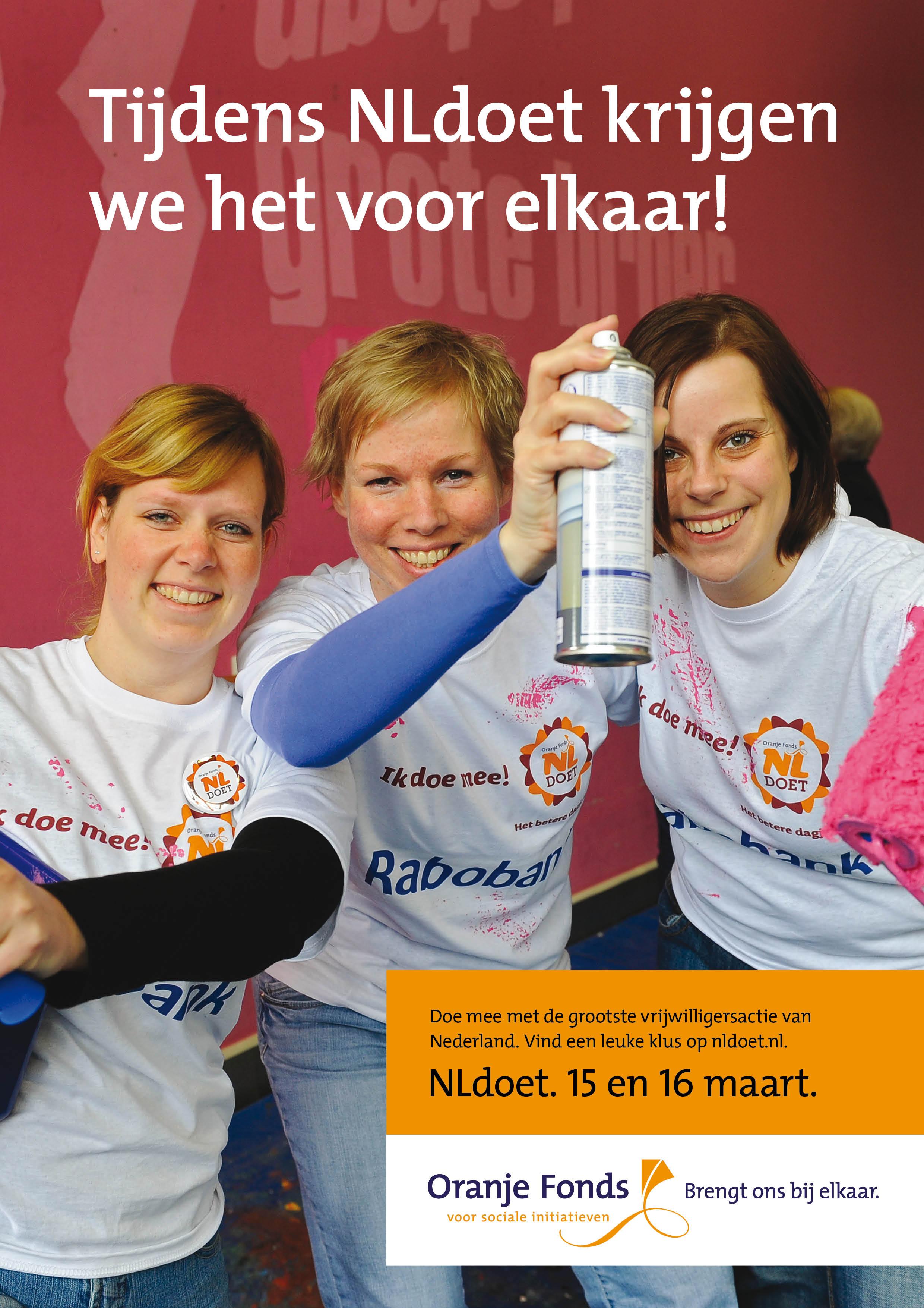 NLdoet posters | © Romijn Design