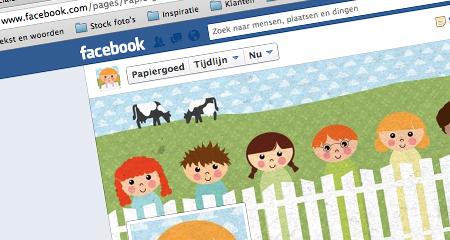 Facebook Romijn Design Papiergoed
