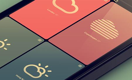 Trend 4-Flatdesign