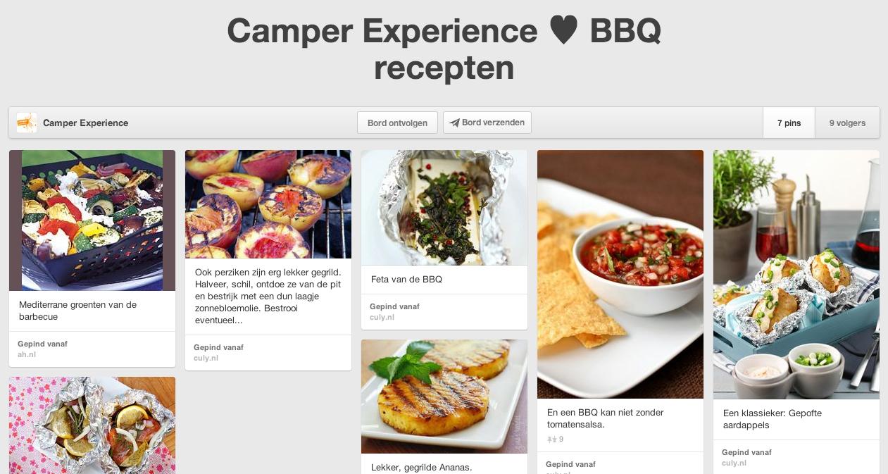 Pinterest Camper