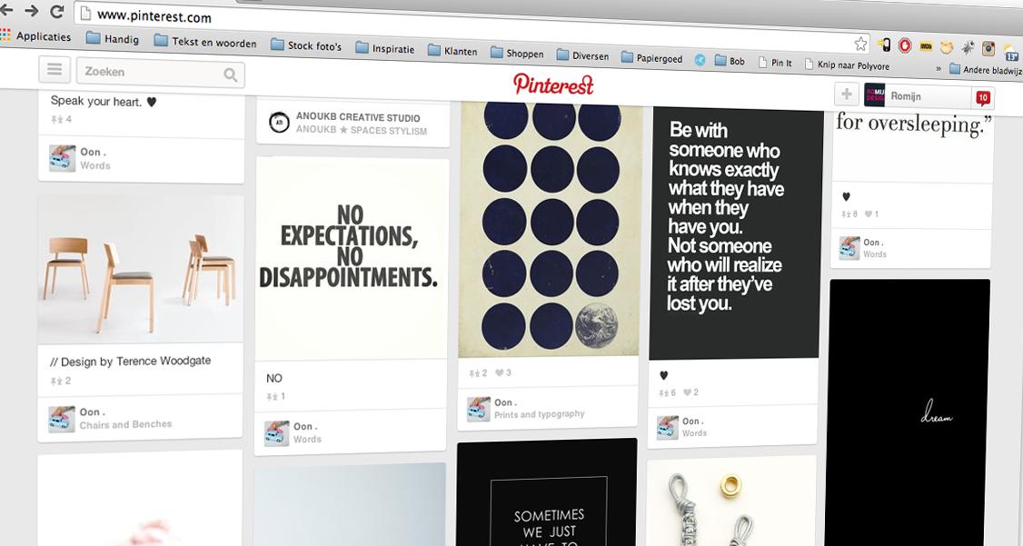 Romijn Design op Pinterest